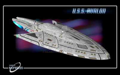U.S.S. Avalon #2 by calamitySi