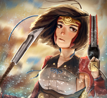 Kabaneri Of The Iron Fortress by Klegs