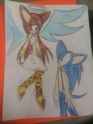 CE: Fly Away by SonicPals101