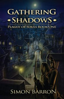 Gathering Shadows book cover