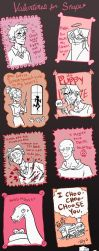 valentines for snape by ragweed