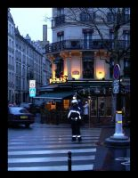 Paris by thakyn