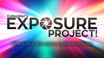 Exposure Project! Logo - Commission by UltimateiPadExpert