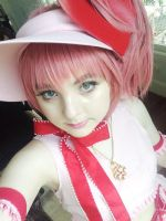 Shugo Chara Amulet Heart Cosplay (2) by lost-lillith