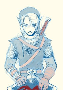 Link-sketch by Mercurio2539