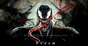 Venom by half-rose