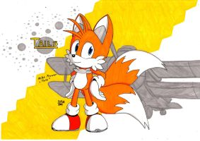Tails by BoreasTH