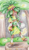 Forest Song by Lady-of-Link