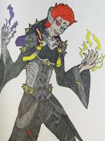 Moira by Ncid