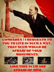 The Will of Lenin by ACZCipher