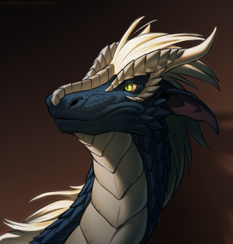 Atmos Dragon by AidenMonster