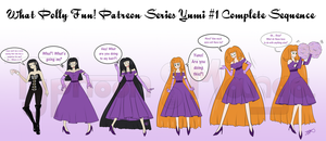 WPF! Patreon Series Yumi Complete Sequence by Typhoon-Manga