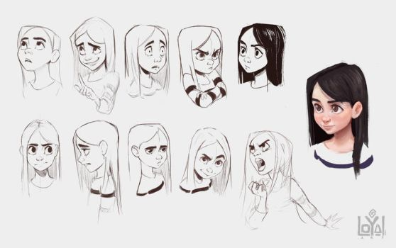 Lisa Expressions! by Loyial