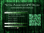 Matrix GIMP brush by MortuusDiabolus