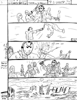 THE ULTIMATE BATTLE pg.290 by DW13-COMICS