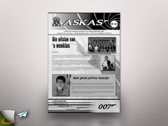 Askas quarterly magazine by Infoworks
