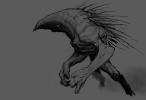 Mauler Sketch by ScottFlanders