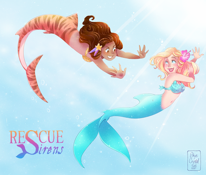 .: Rescue Sirens - Shark Attack! :. by xSkyeCrystalx