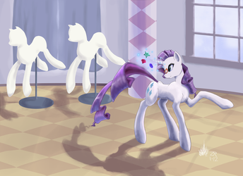 De Rigueur by SagebrushPony