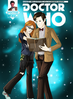the Eleventh Doctor and I by blueberry-jam1