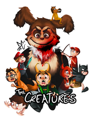 The Creatures by CypherDen