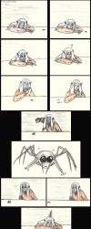 Drizzt and The Spider by Donaruie