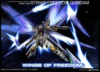 Wings of Freedom by alphaleo14
