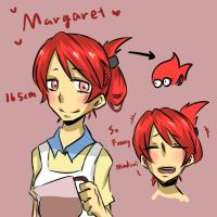 RS-Margaret by Shanran