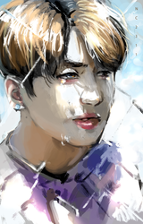 Why you waitin' even night? - Jungkook by nc2311