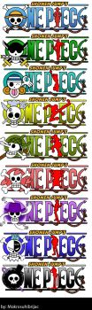 One Piece Logo by Mokrosuhibrijac