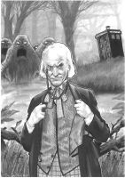 Doctor Who and the Monsters From The Marsh by Hognatius