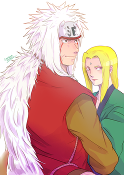 Autumn Sannin Fortnight 2014 by Lantern6