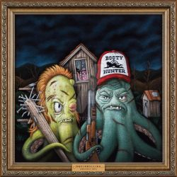 Squidbillies Album Cover art by BruceWhite