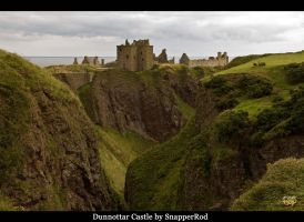 ..Dunnotter Castle.. by SnapperRod