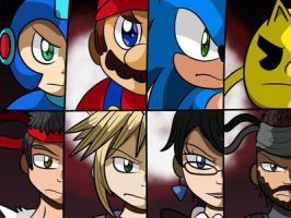 Smash icons by kira-vera