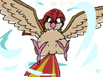 #017 Pidgeotto by SaintsSister47