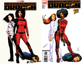 Daughters of the Dragon Cover by Mr-Psycho-Mate