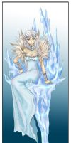 Ice Queen by YoLuTi