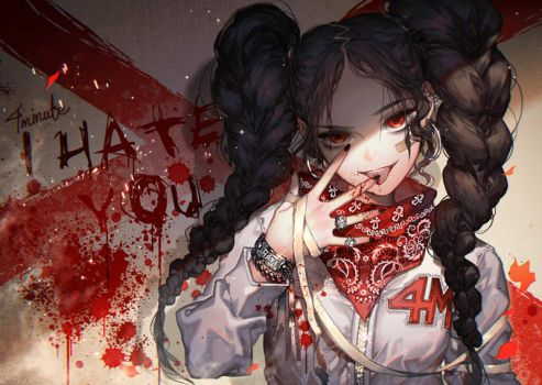 Screw you. by kawacy