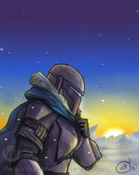 Cold Sun by 7hot-feanorians