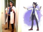 Professor Sycamore Costest-Reference Comparison by M-Hydra
