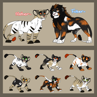 OTA Adoption Cubs nr.10 (OPEN) by Monstaria