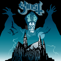 Ghost Opus Eponymous artwork2 (Remake by Yzk-Corp) by Yzk-Corp