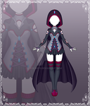 [Close] Adoptable Outfit Auction 92 by Kolmoys