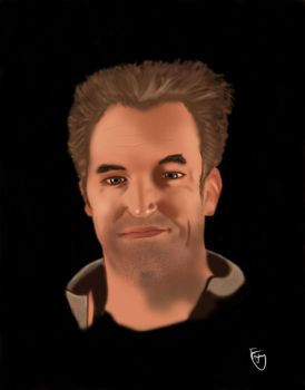 Matthew Perry by am2umbrele