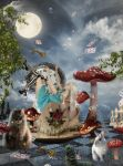 Alice in Wonderland by MagicAngel8773