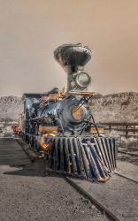 WWWC 7 the RENO Old No 11 1872 by PhotosbyRaVen