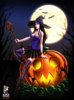 Witch by EvilFlesh