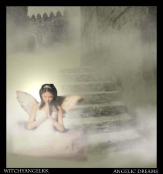 Angelic Dreams by witchyangelkk