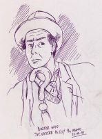 Seventh Doctor by ThePandamis